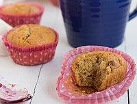 Кексы из арахисовой пасты - рецепт