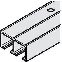 Шина для раздвижных дверей, верхняя для EKU Clipo IF длина: 2500 мм, фото 1