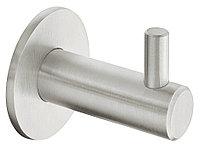 Крючок, нержавеющая сталь, сатин матовый 55 x 14 x 35 мм, фото 1