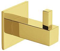 Крючок, нержавеющая сталь, золотистый полированный, 42 x 14 x 35 мм, фото 1