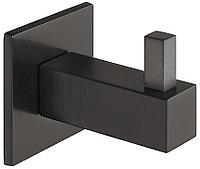 Крючок, нержавеющая сталь, графитовый черный, 42 x 14 x 35 мм, фото 1