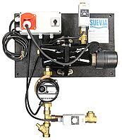 Нагревательный прибор с регулировкой температуры воды по возвращению из цикла, мод.311, 3000 Вт, 400 В.