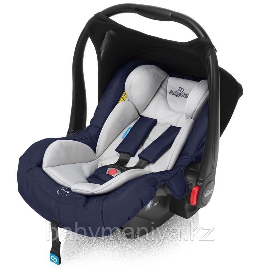 Автокресло 0-13 кг Baby Design Leo New 03 Blue
