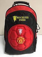 Спортивный рюкзак с футбольной символикой. Высота 46 см,длина 29 см,ширина 20 см.., фото 1