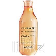 Шампунь для питания сухих волос Loreal Professionnеl Nutrifier Glycerol+Coco Oil Shampoo 300 мл.