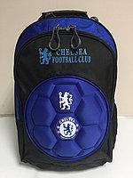 Спортивный рюкзак с футбольной символикой. Высота 46 см,длина 29 см,ширина 20 см., фото 1