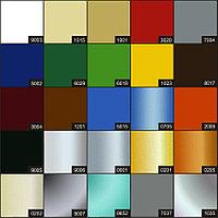 Аллюминиевые композитные панели Bildex (различная палитра цветов)