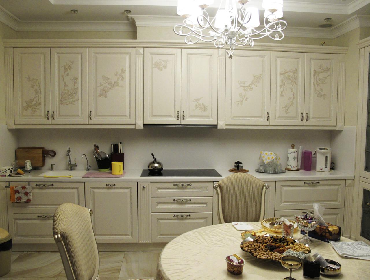 Изготовление мебели для кухни и столовой