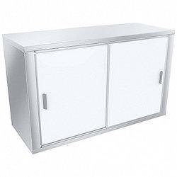 Полка кухонная настенная закрытая ПКЗ-800 (800х400х600 мм)