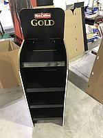 Промо стойка MacCoffee Gold 2