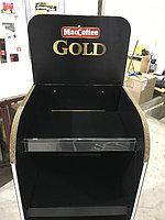 Промо стойка MacCoffee Gold 3