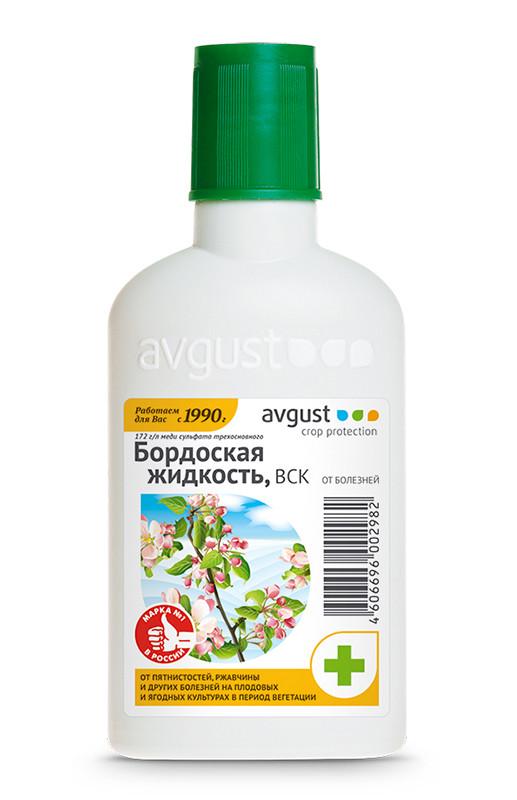 Бордоская жидкость. Для обработки плодовых и ягодных культур от болезней.
