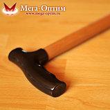 Трость деревянная с пластмассовой ручкой с УПС ИПР-А, фото 3