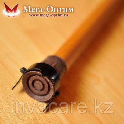 Трость деревянная с пластмассовой ручкой с УПС ИПР-А
