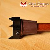 Трость деревянная с УПС с деревянной ручкой, фото 4