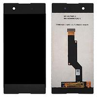 Дисплей SONY XA1 G3112 с сенсором, цвет асфальт