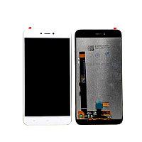 Дисплей XIAOMI REDMI NOTE 5A с сенсором, цвет белый