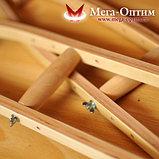 Костыли подмышечные с деревянными ручками 02-К с УПС (Штырь), фото 2