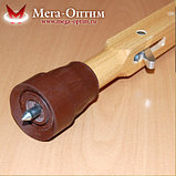 Костыли подмышечные с деревянными ручками 02-К с УПС (Штырь), фото 3