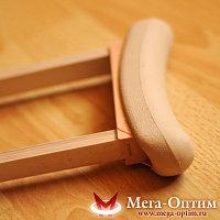 Костыли деревянные с мягкими ручками 02-КИ с УПС (Штырь)