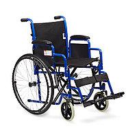 Кресло-коляска для инвалидов Н 035 (16, 17, 18, 19, 20 дюймов) с литыми колесами