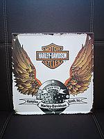 Ретро Harley-Davidson