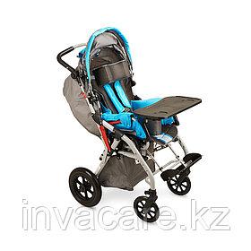 Детская инвалидная прогулочная коляска H 006 (17,18, 19 дюймов)