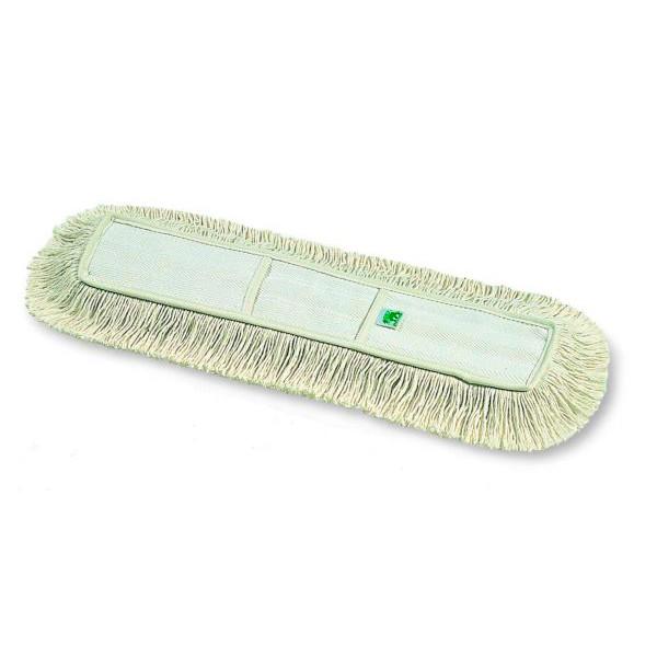 Моп из хлопка с карманами для сухой уборки
