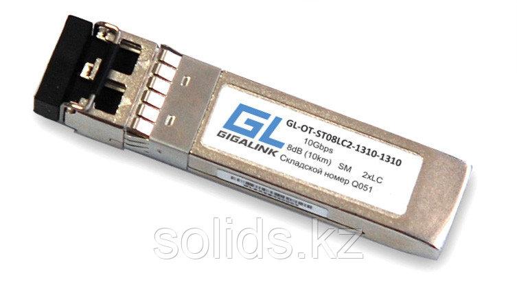 Оптический модуль форм-фактора SFP+ для применения в высокоскоростных сетях со скоростью передачи данных 10 Гб