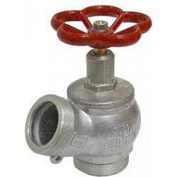 Запорный пожарный клапан из нержавеющей стали