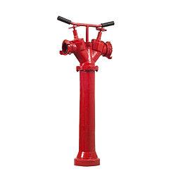 Пожарный гидрант наземный