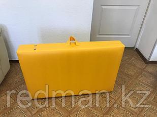 Косметологическая кушетка (цвет желтый)