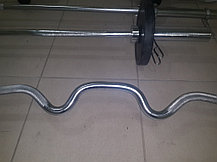 Олимпийский гриф EZ образный для штанги 150 см, фото 2