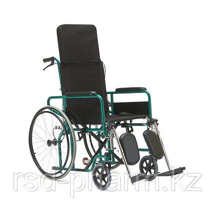 """Кресло-коляска для инвалидов с высокой складной спинкой""""Armed"""" FS954GC, фото 2"""