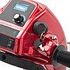 Скутер четырехколесный с электрическим приводом, фото 6