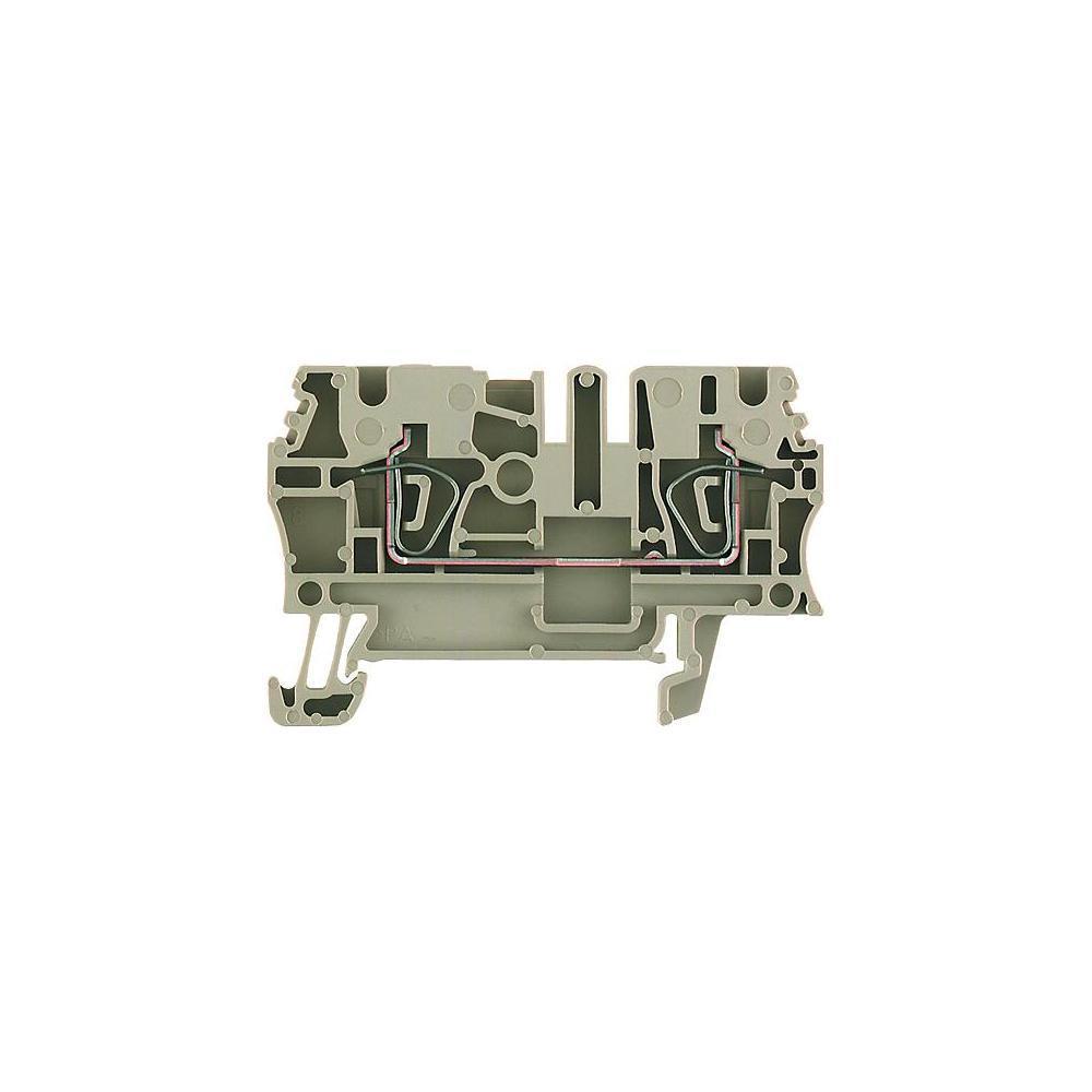 ZDU 2.5 соединитель электрический, Пружина