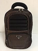 Деловой рюкзак 2 в 1, PL-POWER, с отделом под ноутбук. Высота 42 см, длина 31 см, ширина 15 см.