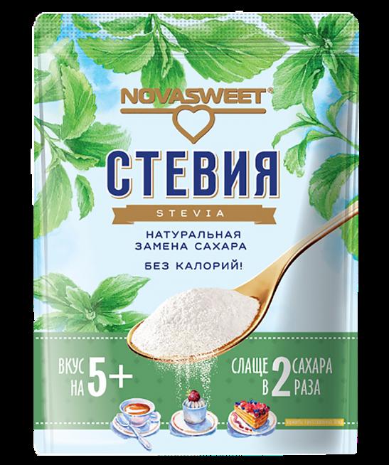 """Стевия «Novasweet"""" 200 гр"""