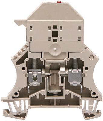 WSI 6/LD 10-36V DC/AC Клемма с предохранителем, Винт