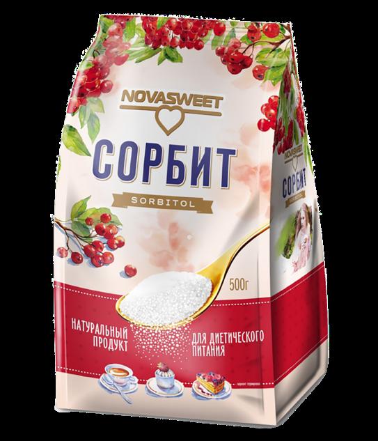 Сорбит. заменитель сахара 500 гр