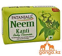 Мыло для тела, Ним, Патанджали ( Neem Kanti Soap, Patanjali ), 75 гр.