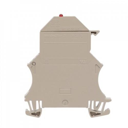 WSI 6/LD 10-36V LLC Клемма с предохранителем, Винт