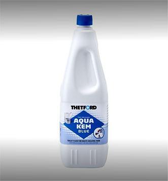 Туалетная жидкость Aqua kem blue