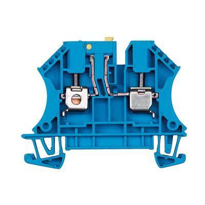 WTR 2.5 BL Соединитель электрический, Винт