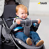 Прогулочная коляска Viper SLX Hauck серая (Вайпер), фото 4
