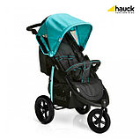 Прогулочная коляска Viper SLX Hauck черно-голубая (Вайпер), фото 2