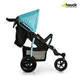 Прогулочная коляска Viper SLX Hauck черно-голубая (Вайпер), фото 3