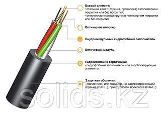 Кабель волоконно-оптический ИК-М4П-А12-2,7