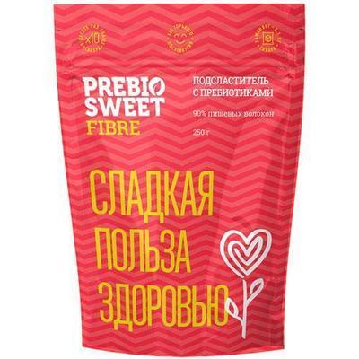 """Prebiosweet Fibre"", 250 г Подсластитель с пребиотиками (пребиосвит)"