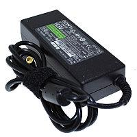 Блок питания / зарядка Sony VAIO 19.5В / 4.7A / 90Ват / разъём круглый с иглой 6.5x4.4мм